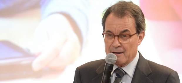 El presidenta del PDeCAT, Artur Mas