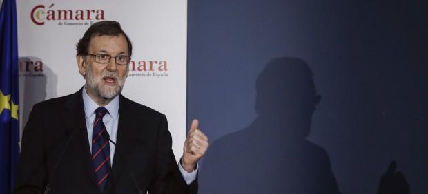 """Rajoy inaugura la jornada """"Crecimiento empresarial y competitividad"""""""