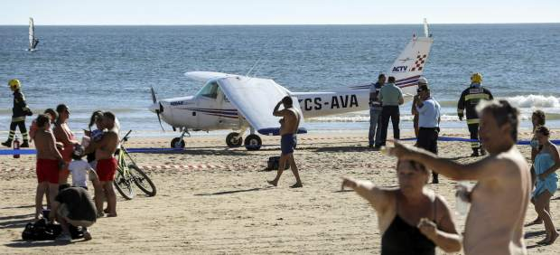 Dos bañistas mueren en Portugal