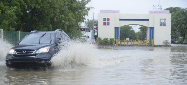 Zonas inundadas por el huracán Irma