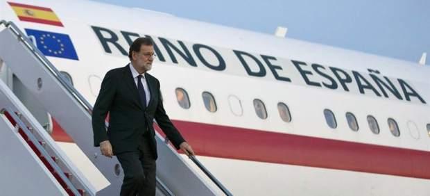 Rajoy en Washington