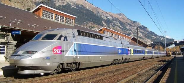 Tren de alta rapidez TGV