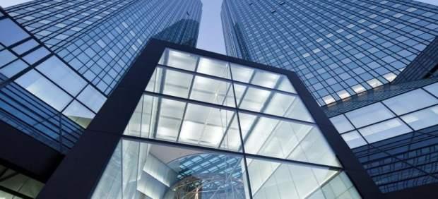 Sede central de Deutsche Bank en Frankfurt am Main (Alemania)