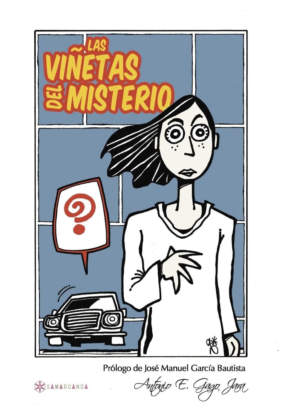 Resultado de imagen de las viñetas del misterio