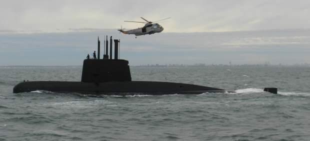 Búsqueda del submarino ARA San Juan