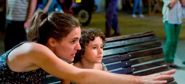 Verano 1993 - Carla Simón y Laia Artigas.