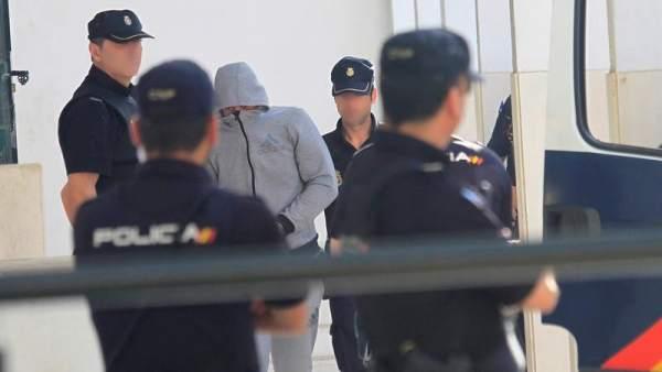 Agresión a guardias civiles en Algeciras