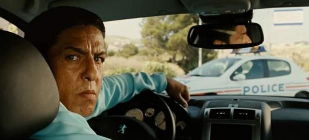 Samy Naceri en 'Taxi 4'.