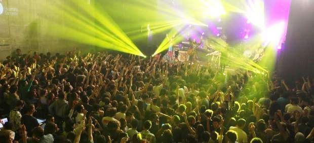Escenario Santander, concierto, rock