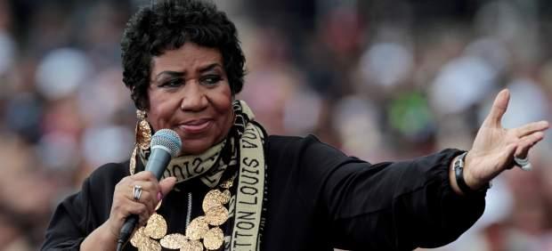 La cantante Aretha Franklin ha fallecido a los 76 años.