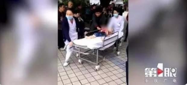 Ataque a una guardería en China