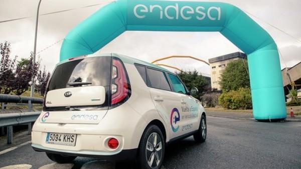 El tour de endesa con coches eléctricos