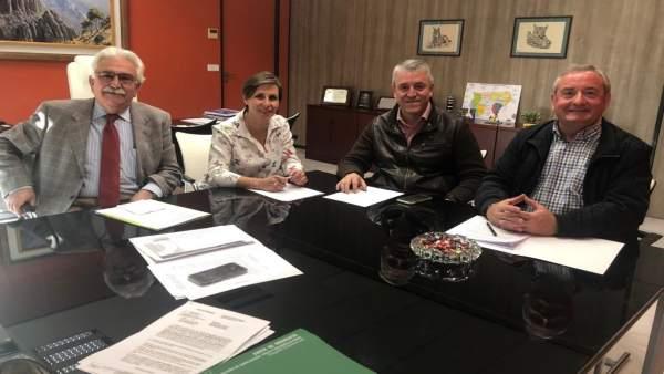 Jaén.- Cooperativas Agro-alimentarias aplaude a la Junta por apoyar los procesos
