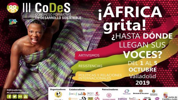 Valladolid, escenario desde el sábado del III Congreso Formativo en Desarrollo Sostenible (CoDeS)