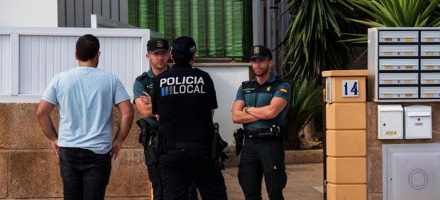 Vivienda de Ika Hoffman, asesinada por su pareja en Mallorca