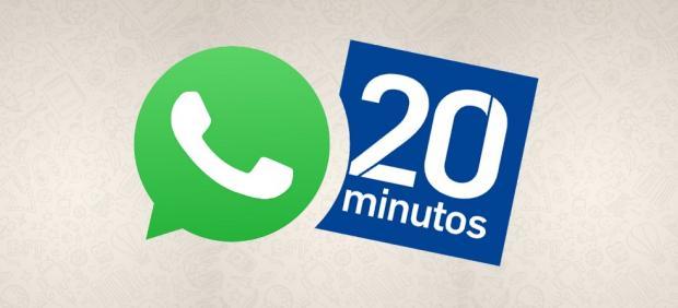 Las noticias de 20minutos llegan a WhatsApp