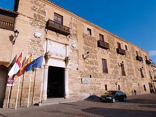 El Palacio de Fuensalida de Toledo abrirá sus puertas a los ciudadanos y para recepciones y actos oficiales