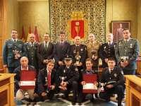 La Policía Local de Cuenca y los Agentes de Movilidad hacen entrega de sus reconocimientos anuales