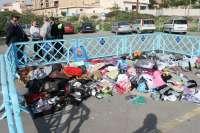 Destruyen miles de artículos requisados por la Policía Local de Mazarrón en dispositivos de lucha contra venta ilegal