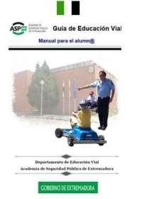 Unos 200 escolares aprenden nociones de seguridad vial en jornadas de la Academia de Seguridad Pública de Extremadura