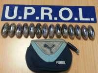 La Policía Local de Lorca ha detenido a una persona en La Hoya buscada por un Juzgado de Logroño
