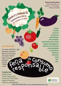 La asociación 'La estrella de la mañana' celebra la II Feria de Consumo Responsable este fin de semana