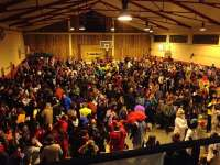 La San Silvestre de Villanúa (Huesca) congrega a cerca de 700 corredores