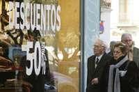La mayoría de los comercios de Huesca iniciarán las rebajas el día 7 de enero