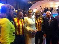 Rudi destaca el compromiso del Gobierno de Aragón para que los ingresos por turismo tengan cada vez más peso