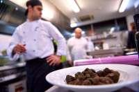 Un equipo de 40 cocineros representará la gastronomía oscense a través de la trufa en Madrid Fusión 2014
