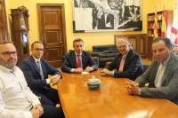 La DPZ participará en el patrocinio del Real Zaragoza