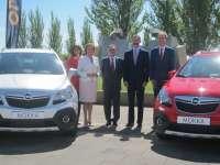 Unas 20.000 unidades del Opel Mokka saldrán de la planta de Figueruelas este año