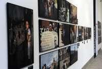Una 'Antología' del fotoperiodista Gervasio Sánchez llega al IAACC 'Pablo Serrano'