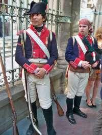 El 206 aniversario de la capitulación de la ciudad se conmemora este domingo