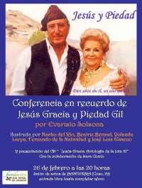 El tercer CD recopilatorio en homenaje a los joteros Jesús Gracia y Piedad Gracia se presenta el jueves