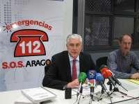El Gobierno aragonés activa el Plan Territorial de Protección Civil en fase de alerta