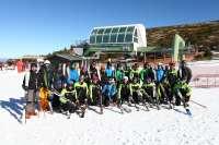 Abierta la inscripción para las pruebas de acceso a técnicos deportivos de esquí alpino