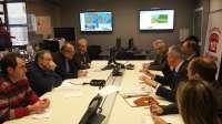 El Gobierno aragonés se coordina con el resto de administraciones tras activar el Plan Territorial de Protección Civil