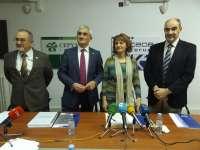 Agentes sociales y económicos de Teruel trabajan en un Plan de Desarrollo Provincial