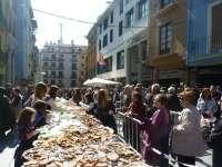 Barbastro celebra este domingo la Fiesta del Crespillo