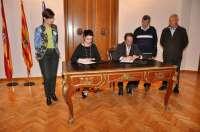 El Ayuntamiento de Ejea apoya la labor de la Asociación Cinco Villas de Alcohólicos y Adictos Rehabilitados