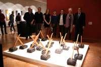 Las 'Ciudades Perdidas' de 'Madola' cierran la serie 'Maestros de la Cerámica' del Taller Escuela de Muel