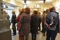 Más de mil personas visitan la Fundación José Antonio Labordeta en sus primeros días de apertura