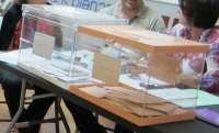 Más de un millón de electores, convocados a las elecciones autonómicas en Aragón