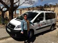 La Comarca del Bajo Aragón adquiere una furgoneta para el plan de dinamización turística