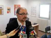 Lambán pide al PP la paralización de la LOMCE para