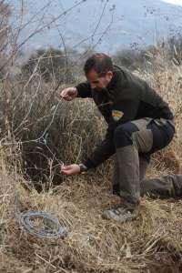 Agentes para la Protección de la Naturaleza detectan prácticas ilegales de caza en El Grado (Huesca)