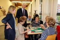 Suárez (PP) propone crear el Club y la Tarjeta del Mayor, con beneficios para los mayores de 65 años