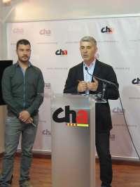 CHA presenta 231 candidaturas a las municipales con
