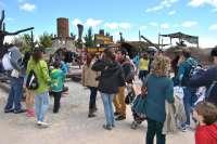 Más de 5.300 visitas a Dinópolis durante el puente de mayo